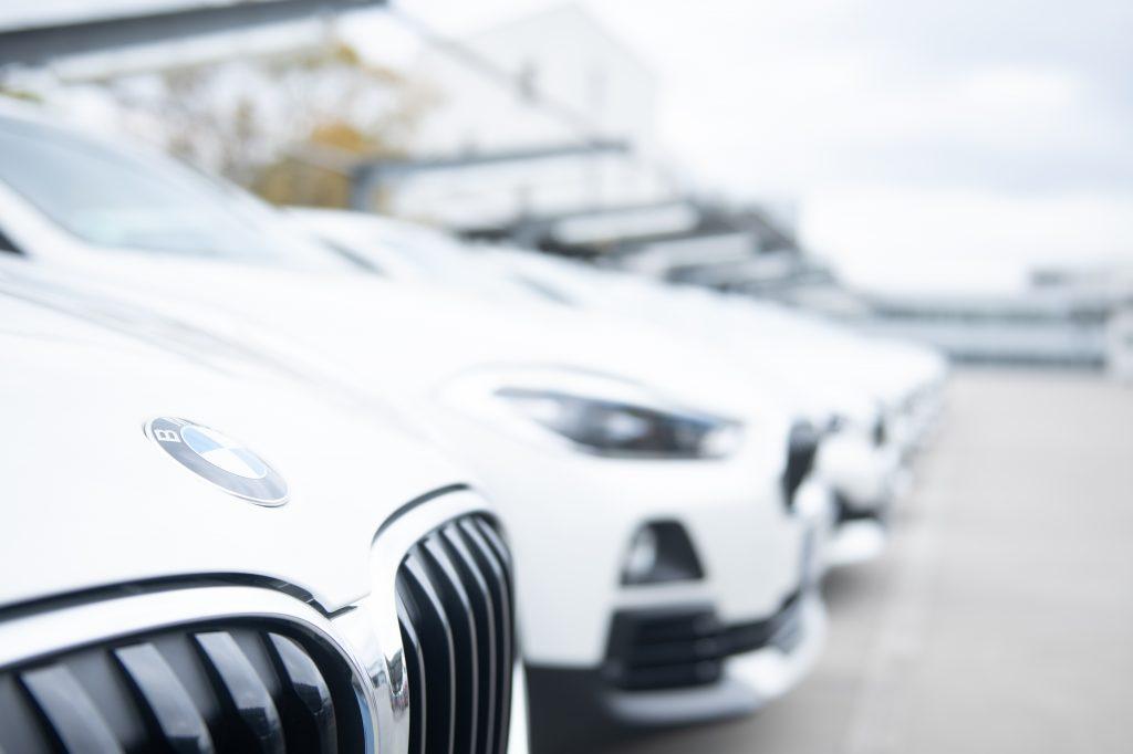 BMW Fuhrpark
